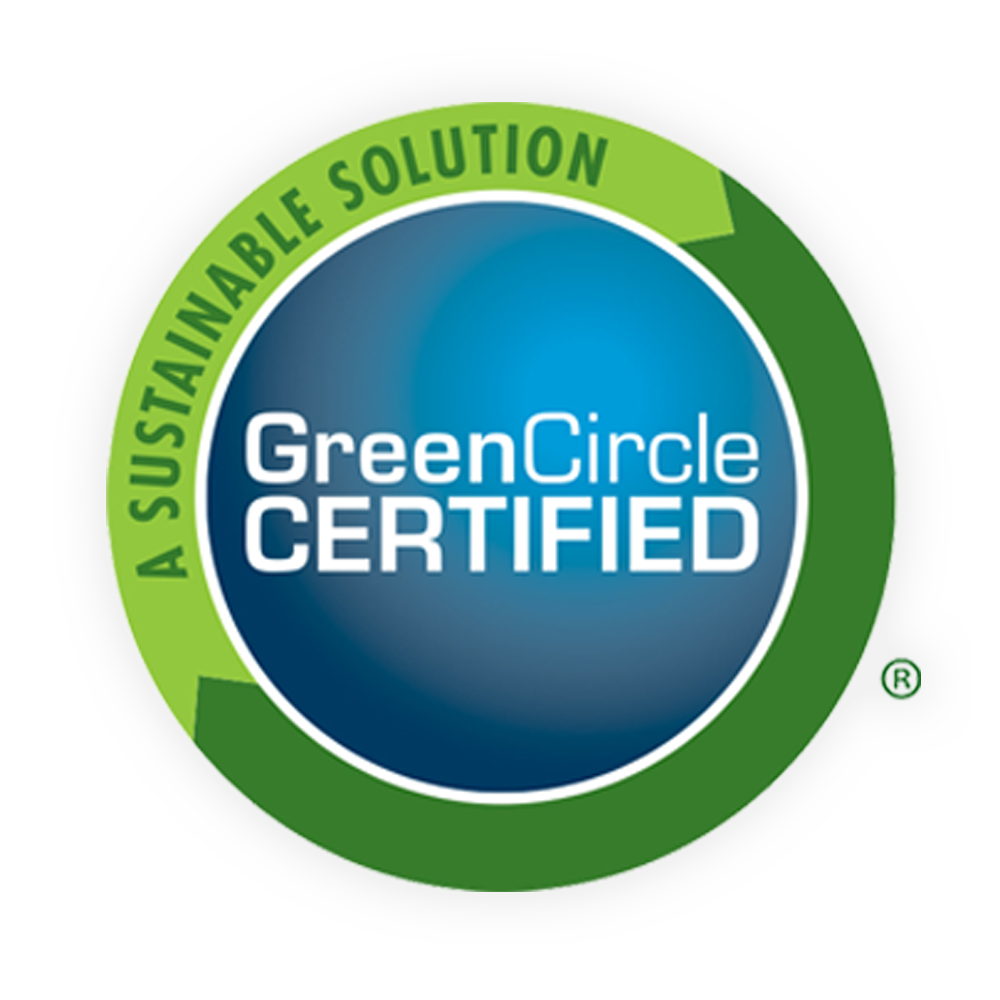 Image of the GreenCircle Certified logo.